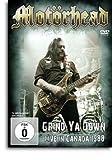 DVD - Motorhead - Grind Ya Down - DVD