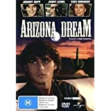 Arizona Dream (AUS) ( Arizona Dream ) ( The Arrowtooth Waltz ) [ Origine Australien, Sans Langue Francaise ]par Johnny Depp