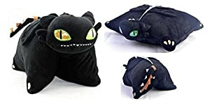 How to Train Your Dragon Toothless Night Fury Pillow Pet