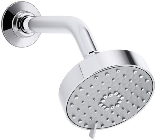 KOHLER K-72419-CP Awaken G110 Multifunction Showerhead, Polished Chrome (Kohler Multifunction Shower Head compare prices)