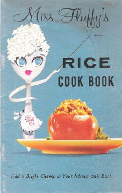 Image for Miss Fluffy's Rice Cook Book
