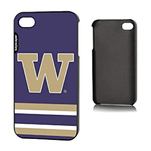 Buy NCAA Washington Huskies iphone 4 4S Case by Pangea Brand