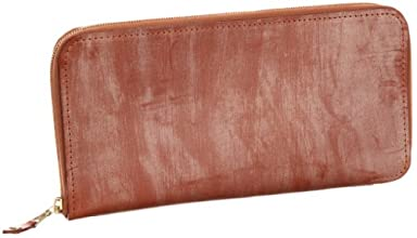 03-5203 Travel Wallet: Oxford Tan