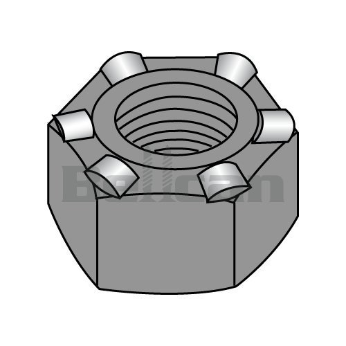 Bellcan BC-31NWHP6 Hex Weld Nut With 6 Projections High Pilot Height 5/16-18 (Box of 1000)