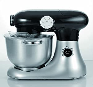 EuroPrep EP700 7-Quart 6 Speed Stand Mixer, Planetery Action with Stainless Steel Bowl by Euro Prep