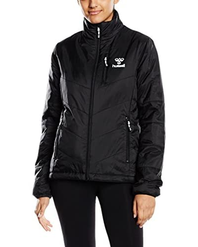 Hummel, Giacca Donna Classic Bee Womens Thermo Jacket, Nero (black), S