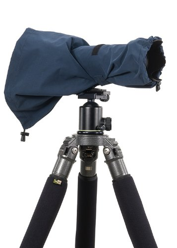 LensCoat LCRSMNA RainCoat RS for Camera and Lens, Medium (Navy)