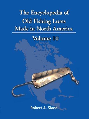 La enciclopedia de pesca Señuelos: hecho en América del norte