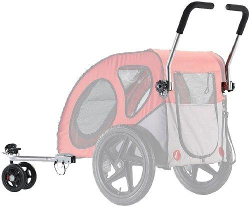 Petego Kasko Pet Trailer-To-Stroller Conversion Kit, Large front-155834