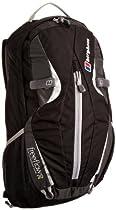 Berghaus Freeflow 20 daypack jet black/coal grey/black