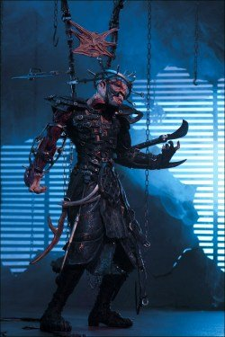 Picture of McFarlane Clive Barkers Tortured Souls 12-inch Agonistes Figure (B000HZ6912) (McFarlane Action Figures)