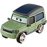 Disney/Pixar Cars Miles Axlerod with Microphone Diecast Vehicle