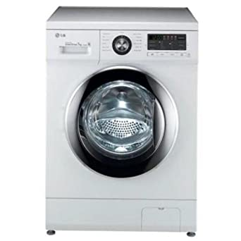 LG FH296QDA3.ABWQEIS Lave linge 7 kg 1200 trs/min A+++-30% Blanc