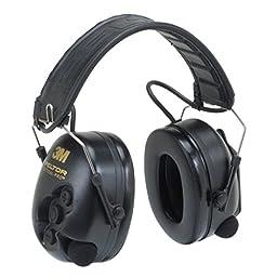 3M Peltor TacticalPro Communications Headset MT15H7F SV, Headband, 1 ea/cs