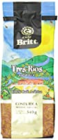 Cafe Britt Tres Rios Valdivia Ground Coffee, 12-Ounce Bags (Pack of 2)