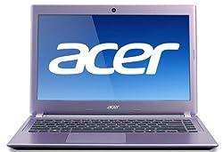Acer Aspire V5-471G-323a4G50MA - Portátil 15.6'' (Intel Core i3-2377, 4GB, 500GB, Tarjeta grafica Nvidia GT620 de 1GB, Windows 8)