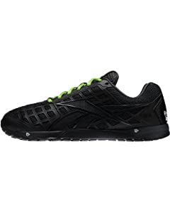 Reebok Men's Nano 3.0 (Black/Gravel)-10.5 B(M) US