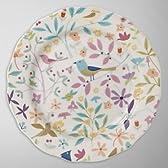 Portmeirion Secret Garden Collection (Set of 4 Bread Plates)