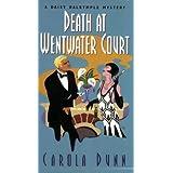 """Death At Wentwater Court (Daisy Dalrymple Mysteries)von """"Carola Dunn"""""""