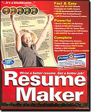 Resumemaker Professional 12.0