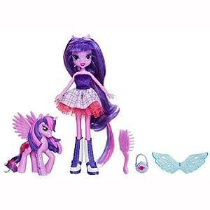 My Little Pony - A3996E24 - Poupée - Equestria Girls Poupée + Poney - Modèle aléatoire