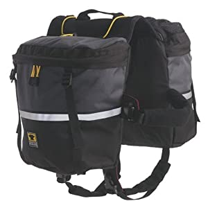 Mountainsmith Dog Pack - Small - CHARCOAL-GREY/BLACK