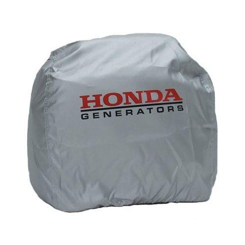 Honda EU10i Protective Generator Cover - Silver with Logo