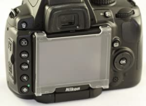 Professional Hard LCD Screen Protector for Nikon D40 /40X Digital SLR Camera