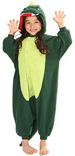 ReliBeauty Children Cartoon Figure and Animal Cosplay Costume One-Piece Pajamas