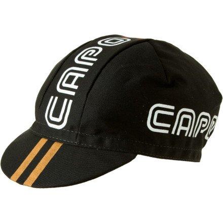 Buy Low Price Capo Dorato Cycling Cap (B004OFWGC2)