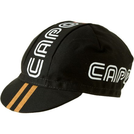 Image of Capo Dorato Cycling Cap (B004OFWGC2)