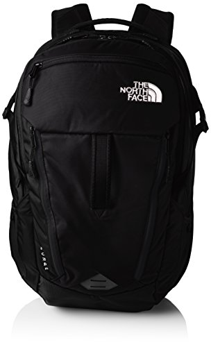The North Face, Zaino per laptop, Nero (Tnf Black), 50 x 35 x 22 cm, 33 l