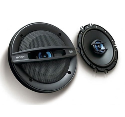 Sony Xs-Gtf1627 190-Watts 16Cm Gtf Series Full Range 2-Way Coaxial Speaker
