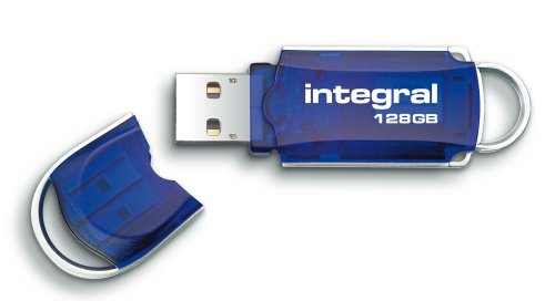 Integral INFD128GBCO 128GB Courier USB Flash Drive