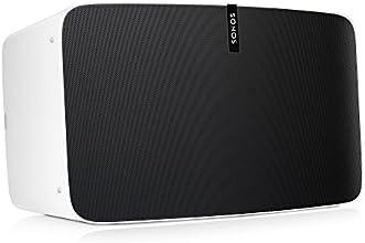 SONOS PLAY:5 - Ultimate Smart Speaker for Streaming Music, White
