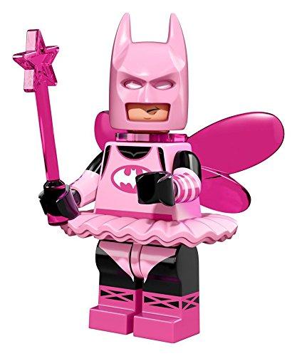 ザ・レゴ バットマン ムービー ミニフィギュア シリーズ Fairy Batman (フェアリー・バットマン)【71017-8】
