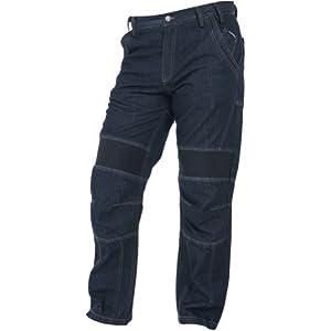 Fieldsheer Rider 2.0 Jeans Men's Denim Sports Bike Motorcycle Pants - Classic Blue / Size 40W X 32L