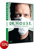 Dr. House - Stagione 4 (New Pack) (4 DVD)