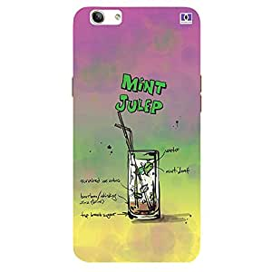 Mint Julep - Mobile Back Case Cover For Oppo F1 S