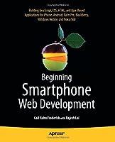 Beginning Smartphone Web Development Front Cover
