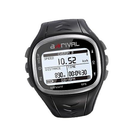 A-rival SpoQ Montre GPS pour Entraînement