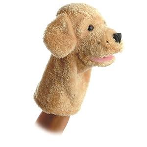 Aurora World Plush Garth Puppet