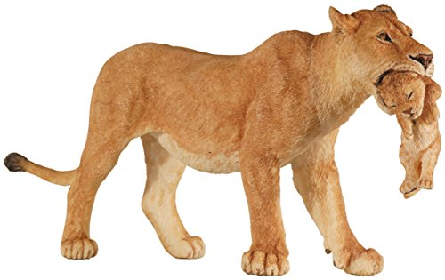 Papo Lioness with Cub Toy Figure Set Playset