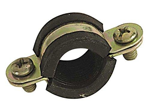 Boutt 3380029 - 5 collari semplici per fissaggio isofonico tubi di diametro: 28