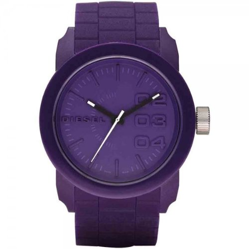 Diesel Purple Ladies Strap Watch - DZ1438