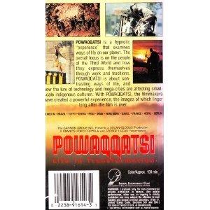 Powaqqatsi [VHS]