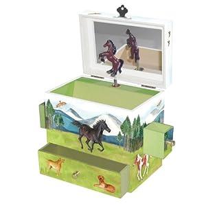 Enchantmints Graceful Gallop Music Box