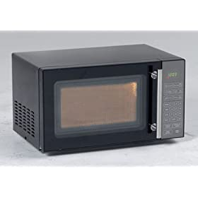 Avanti MO8003BT 0.8 cu. ft. Countertop Microwave with 700 Cooking Watts, One Touch Cooking Programs, Turntable and Auxiliary Power Outlet