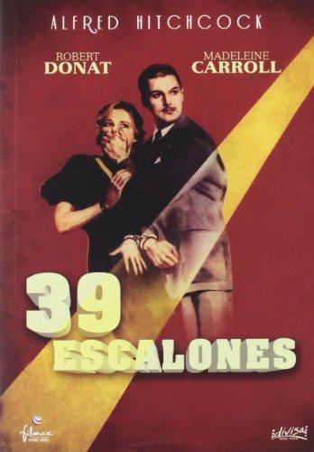 39 Escalones - Hitchcock [DVD]