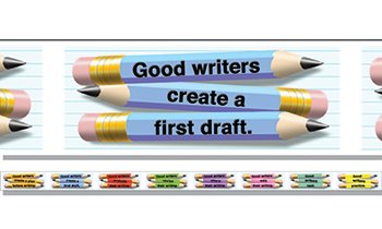 McDonald Publishing What Good Writers Do Brainy Border